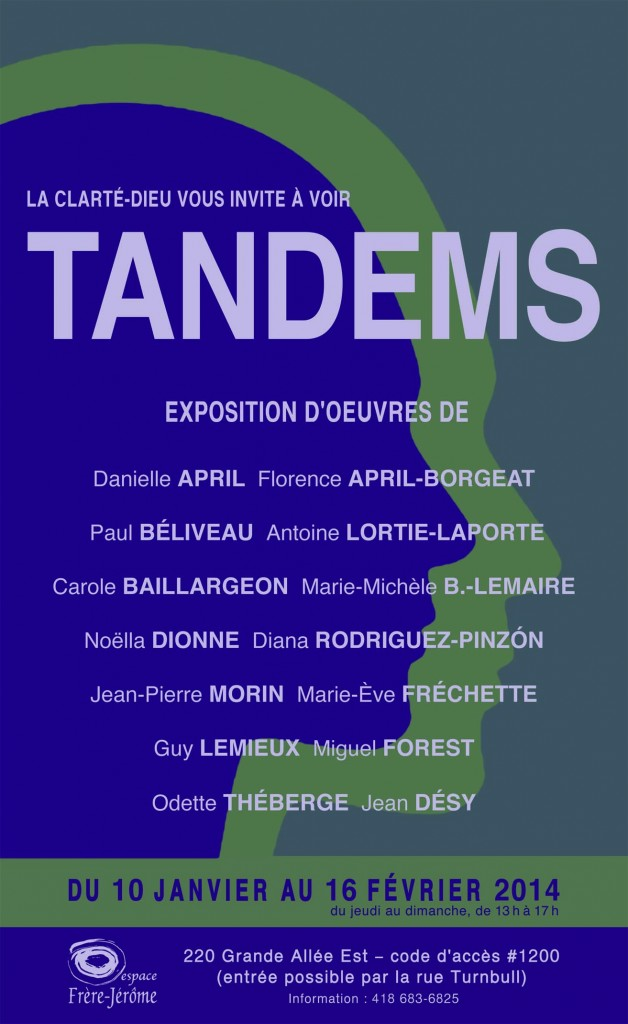 Affiche_Tandems