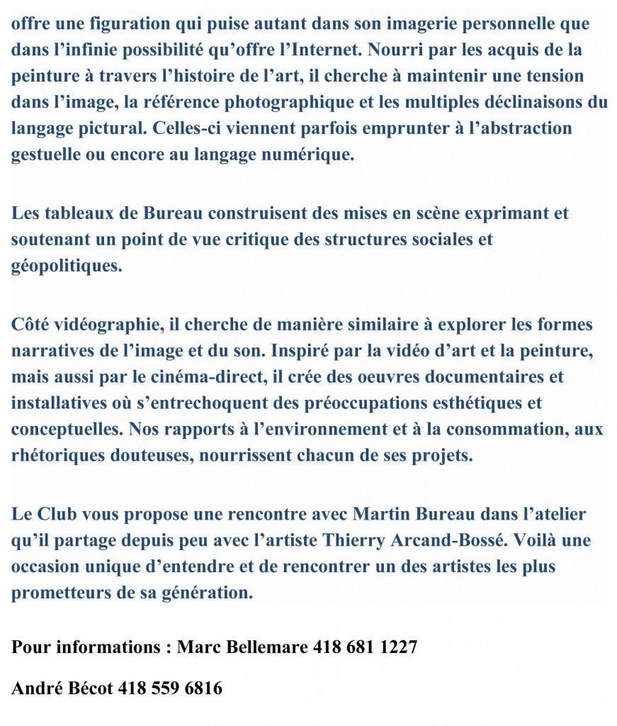 Martin Bureau 1-2