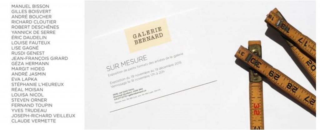 Galerie Bernard-pub