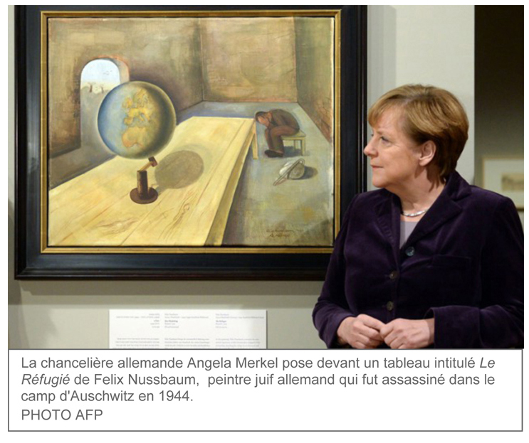 L'Art de l'Holocauste s'expose pour la premire fois ˆ Berlin |