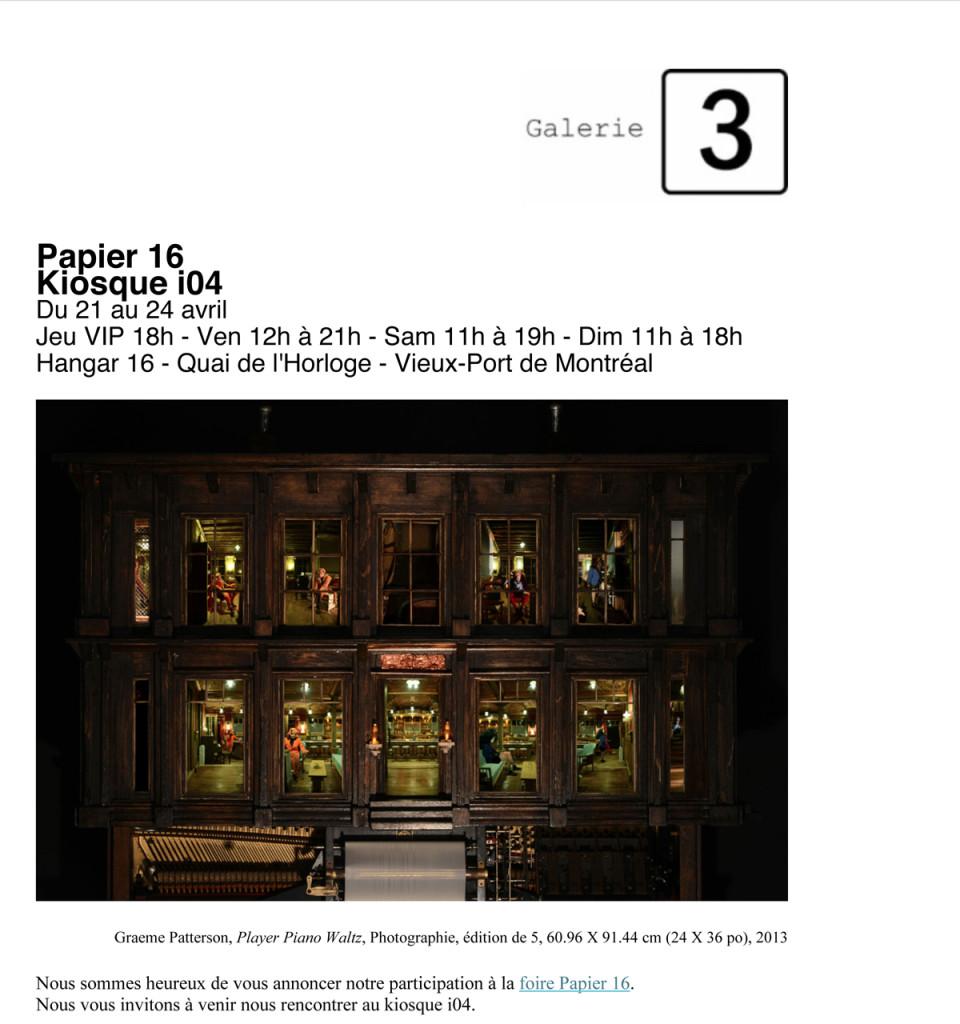 La Galerie 3 ˆ Papier 16