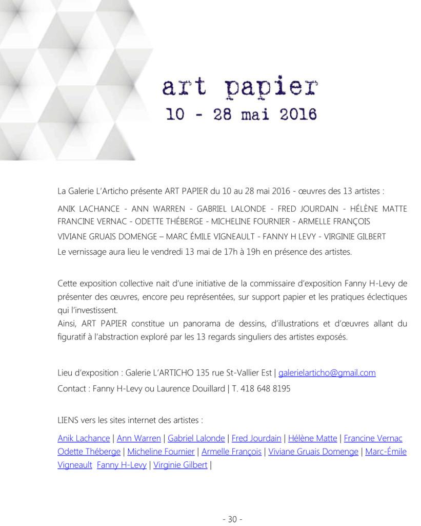 Art_Papier_Galerie Articho